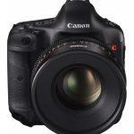 Bejelentették a Canon 1D C-t