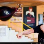 Pályi Zsófia hangos riportja női bokszolókról