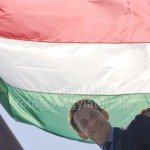 Nicolas Sarkozy francia elnök Budapesten