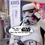 Ma van a Star Wars nap! Az erő legyen veled!