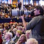 Csudai Sándor a napilapos fotóriporteri munkáról