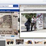 Manipulált képpel szórakozik egy osztrák lap