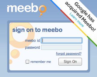 Megszűnik a Meebo