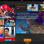 Olimpiai alkalmazás nagy képekkel a Reuterstől
