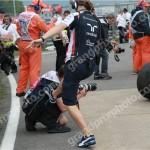 Udvariatlan bánásmód a Formula 1 aszfaltján