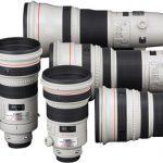 Gearporn kép és firmware frissítés a Canon új nagyteléihez