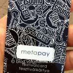 Megtaláltam a tavalyi Metapay kártyámat