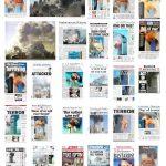 Címlapok 2001. szeptember 11-ről