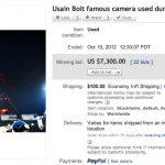 Megrövidítették Usain Bolt jótékonyságát