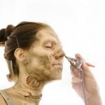 Rusnya zombi lesz az angyalian szép lányból