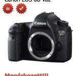 Canon EOS 6D raktáron, minta képek pedig a neten