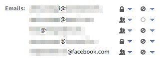 Facebook-FBmail-settings