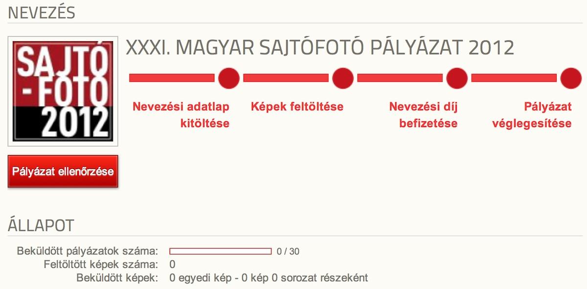 SajtofotoPalyazat-Nevezes