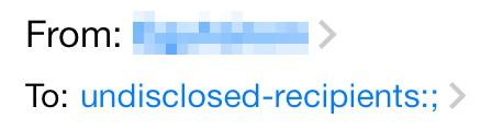 Undisclosed-Recipients