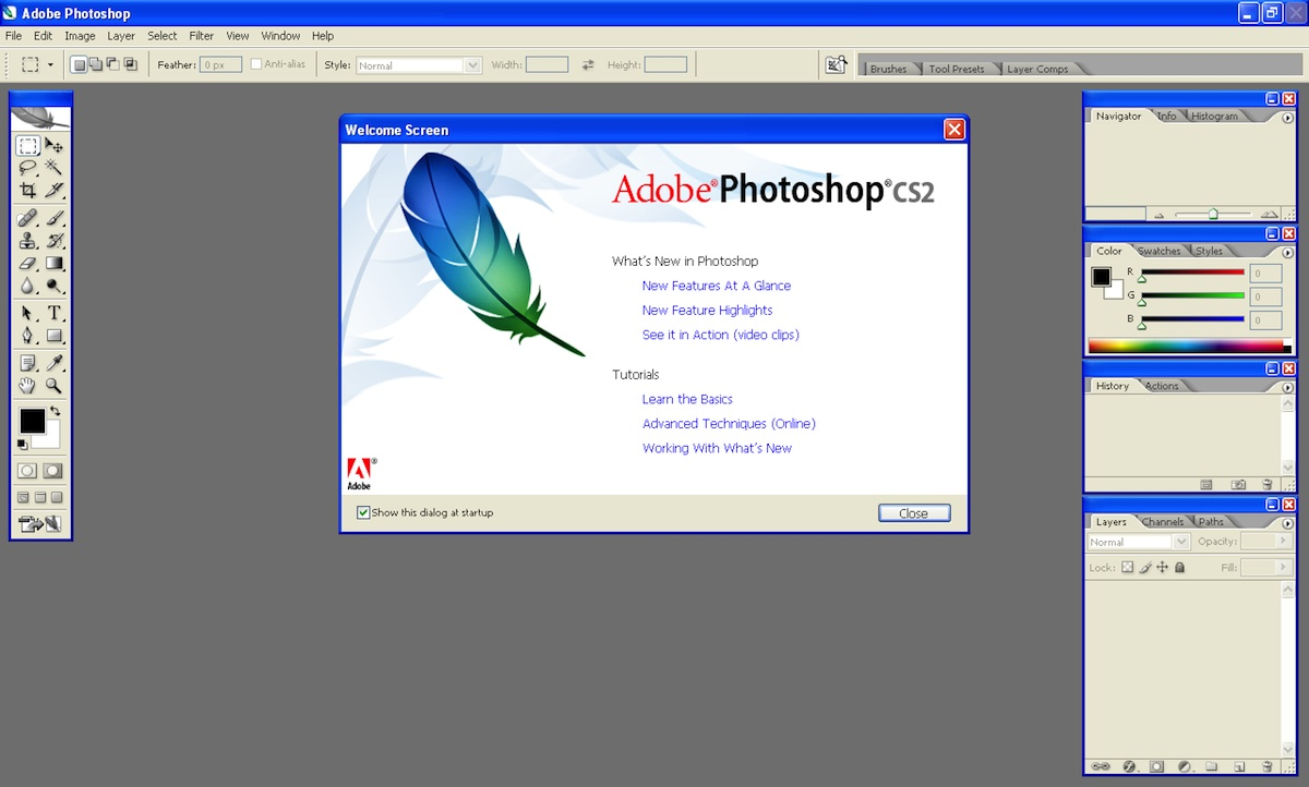 Скачать Русификатор Adobe Photoshop CS2 9.0 . Он Девушка, а вы з