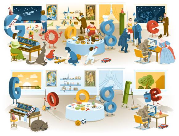 GoogleDoodle-NewYear-2012-2013