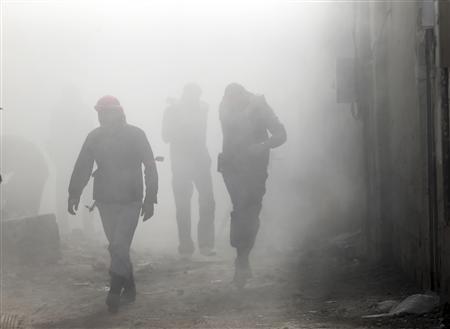 Syria-smoke-photoGoranTomasevic
