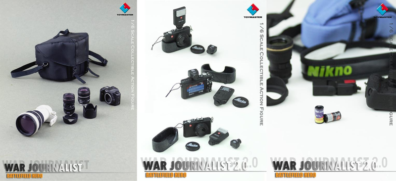 War Journalist: A 1/6-Scale Action Figure of a Conflict Photographer - PetaPixel
