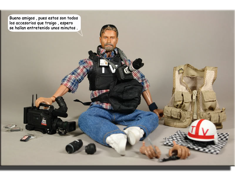 Another war journalist figure from 2004