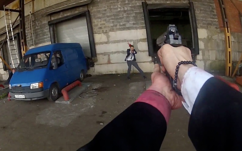 InsaneOfficeEscape-GoPro-FirstPersonShooter-actionVideo
