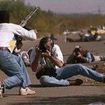 James Nachtwey a Háború fotós