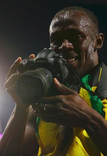 UsainBolt-Olympics-NikonD4-camera-photoStefanoRellandiniReuters