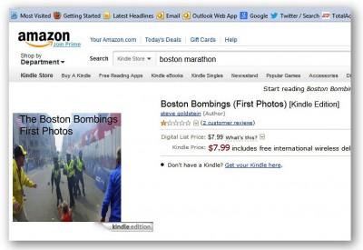 Unauthorized Boston Bombing Photo Book Violated Copyrights - NPPA (angol)