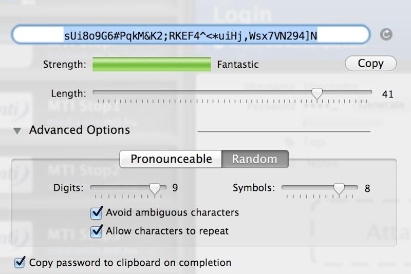 Security-password-string-generate