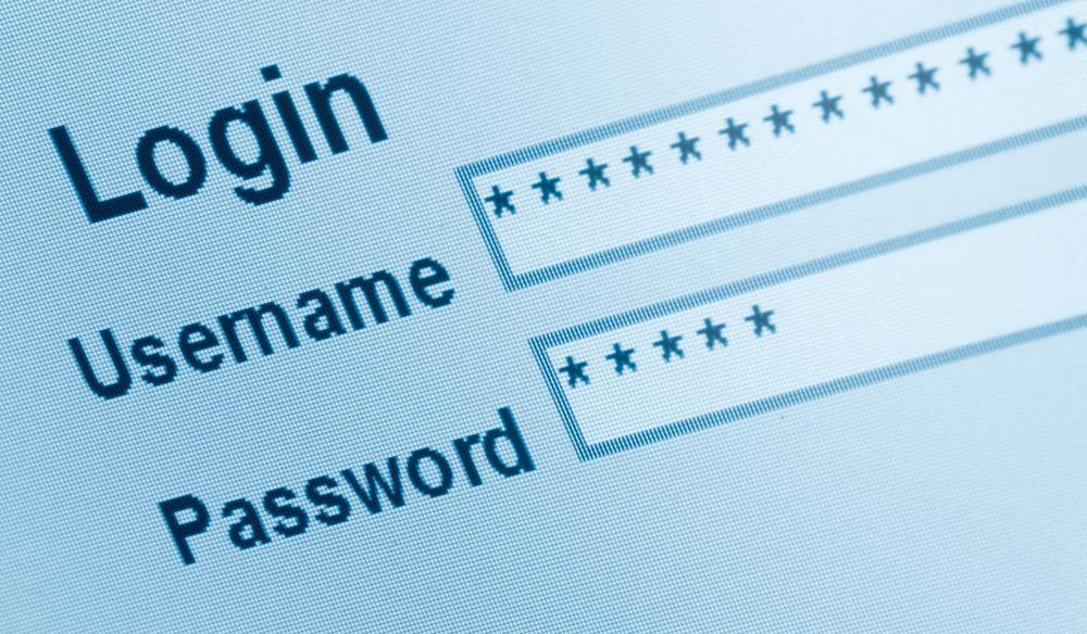 login-username-password