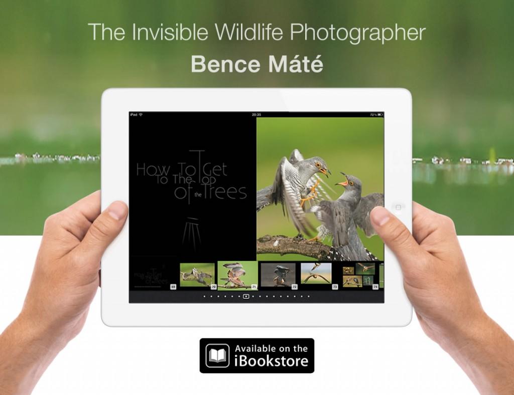 BenceMate-InvisibleWildlifePhotographer-iPadBook-promo