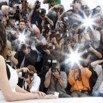 Ilyen munka sztárokat fotózni a Cannesban