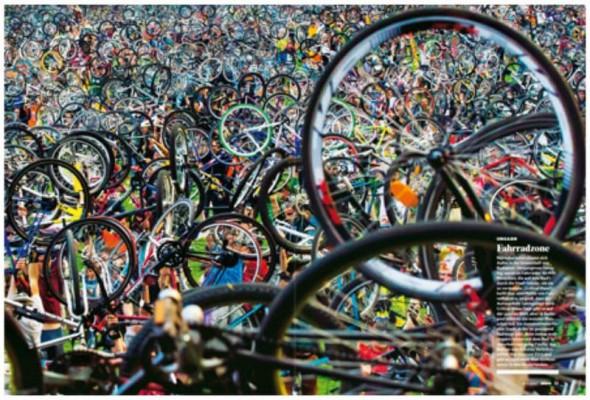 Fotó: a Stern központi helyen foglalkozik a magyar bringás felvonulással - HVG (magyar)