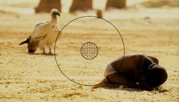 KevinCarter-Sudan-Vulture-sceneBangBangClub