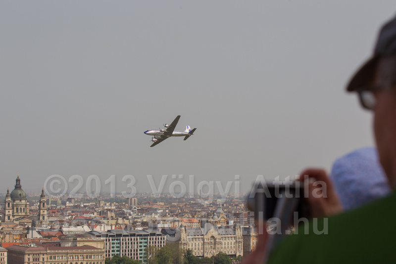 May 1 Air Show Budapest