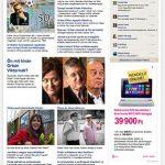 Tematikus címlap művészettel ünnepel az Index