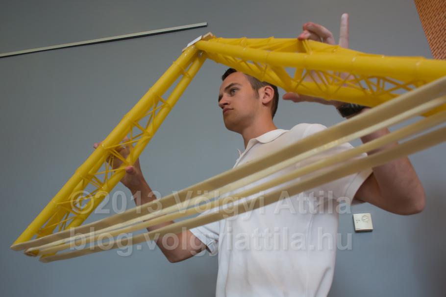 Spaghetti Bridge World Championship