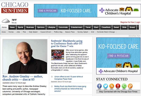 Chicago-SunTimes-website