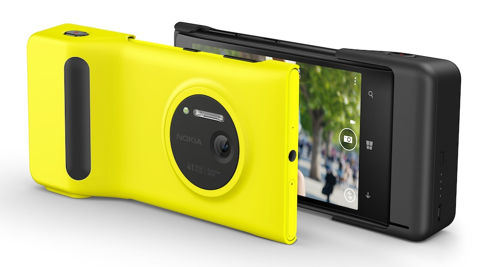 Camera Grip for Lumia 1020