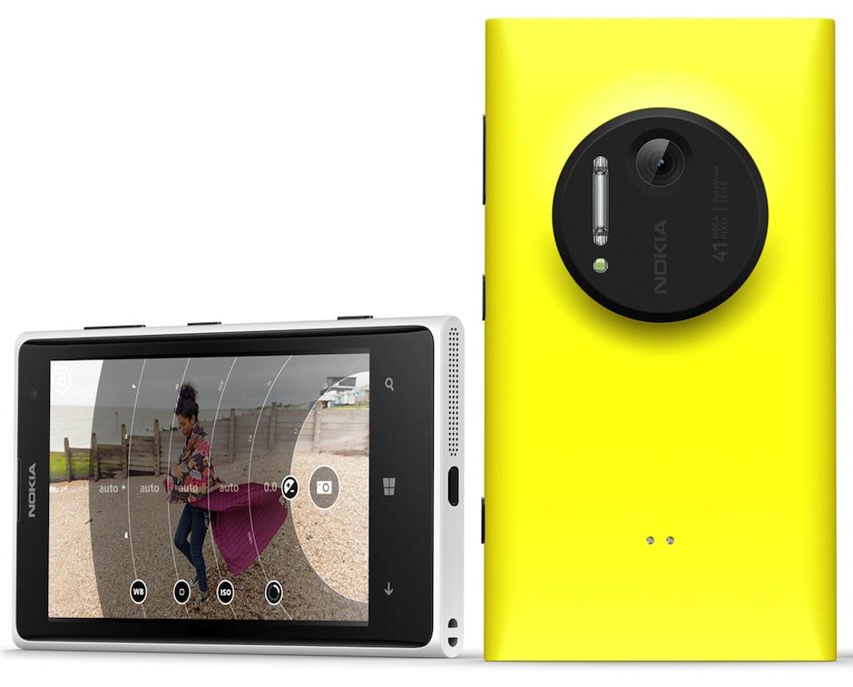 Nokia Pro camera - Lumia 1020