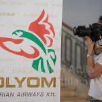 Repülővel érkeztem a Sólyom Airwayshez