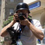 Golyóálló mellényre gyűjt egy magyar szabadúszó