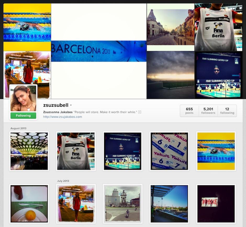 Jakabos Zsuzsa (@zsuzsubell) az Instagramon