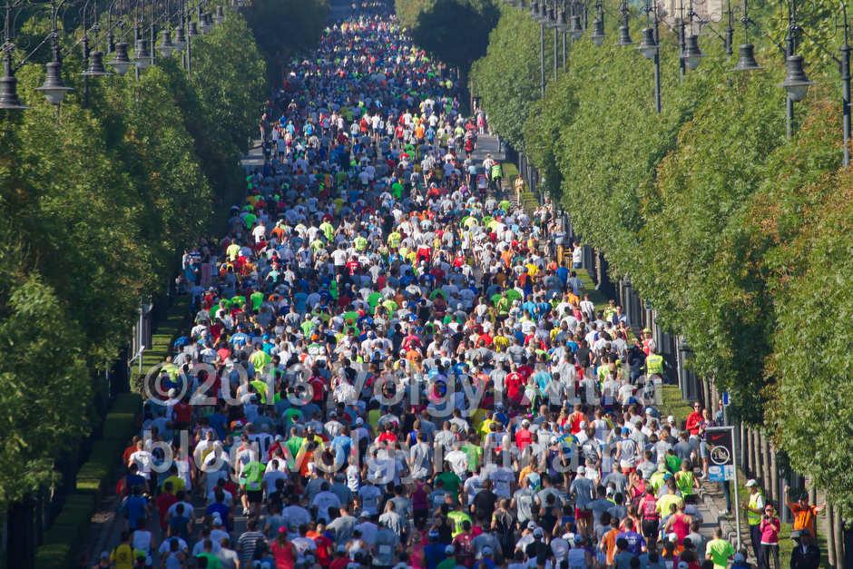 Nike Budapest Félmaraton - Fotó: Völgyi Attila / blog.volgyiattila.hu