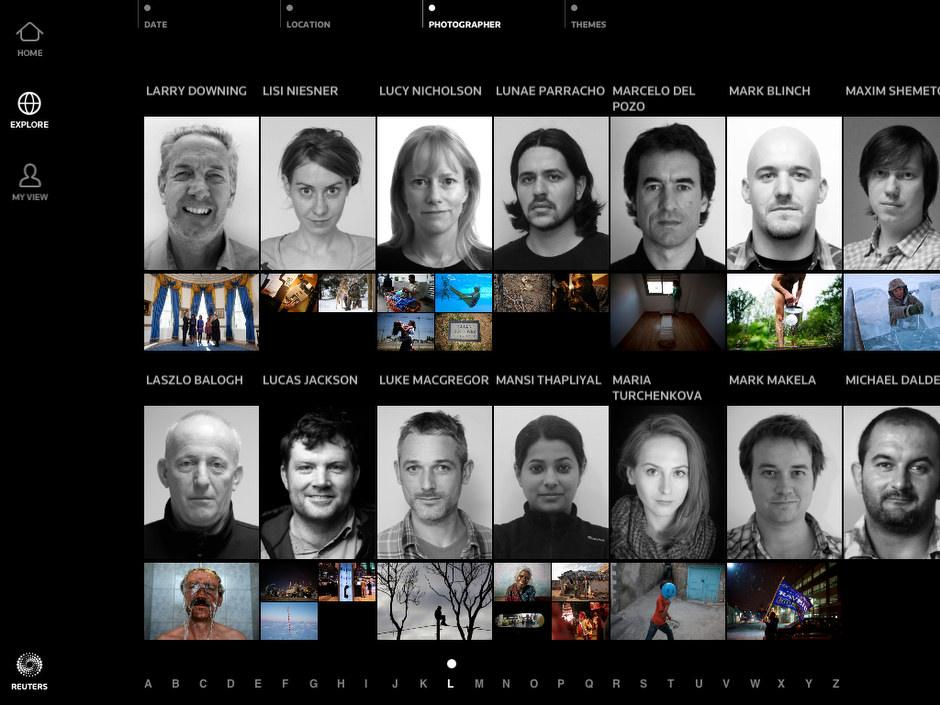 A Reuters fotósai ABC rendben