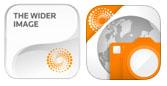 Régi és új Wider Image ikon