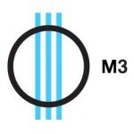 Képújság helyett diavetítés lesz az M3-on