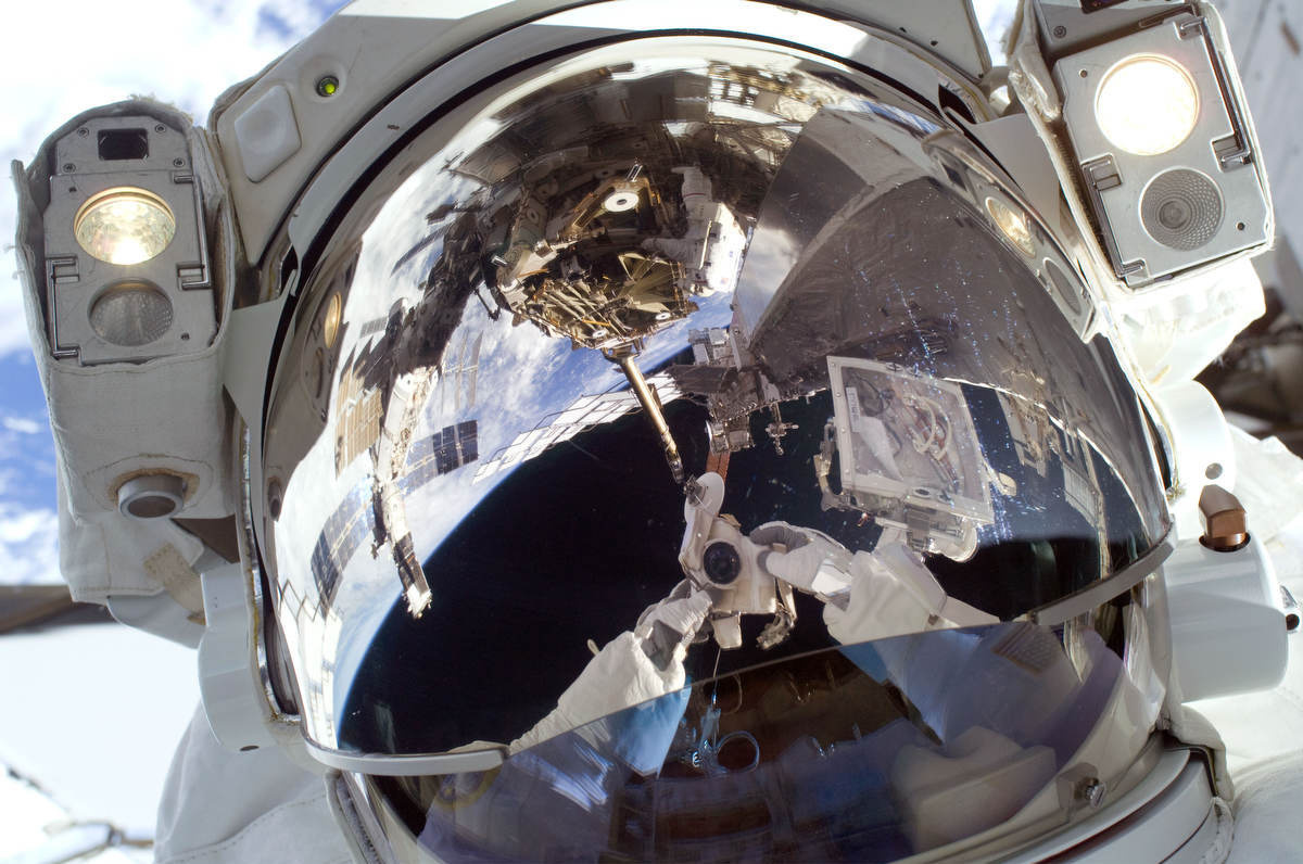 Fotó: Robert Satcher/NASA