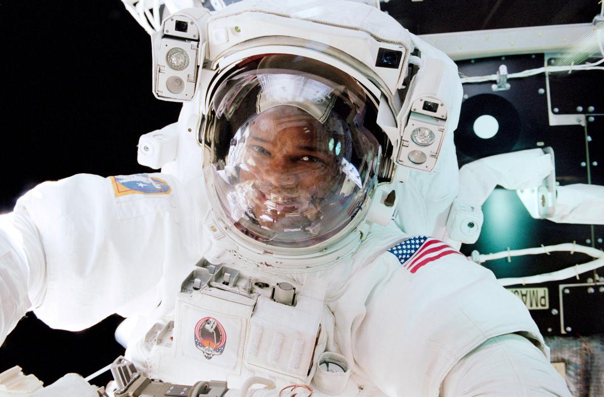 Fotó: Robert Curbeam/NASA
