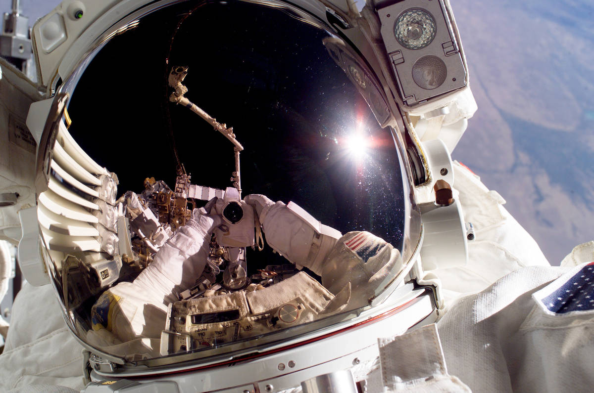 Fotó: Joseph R. Tanner/NASA