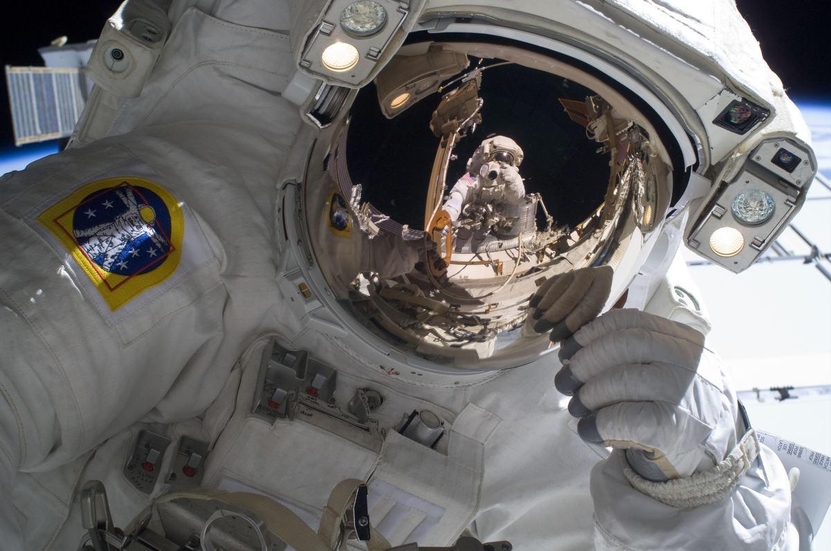 Fotó: Randy Bresnik/NASA